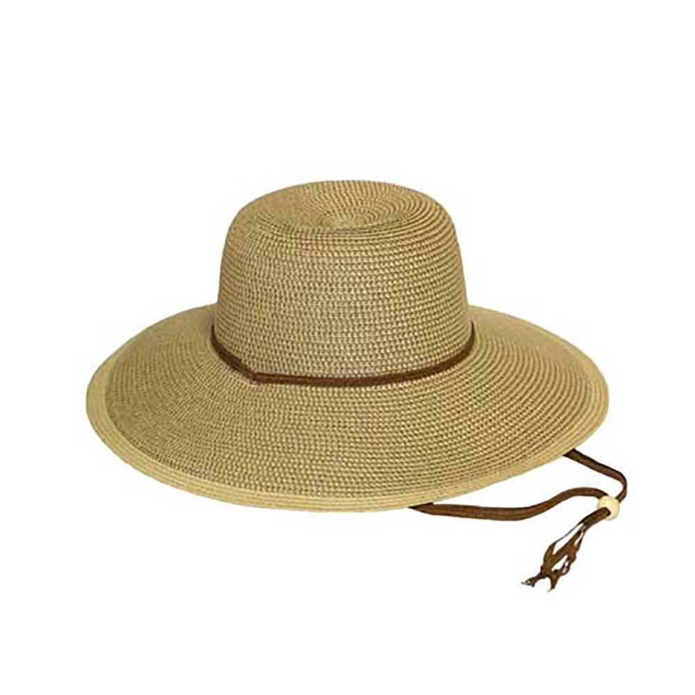 straw hat with cool comfort 195 194 174 insert hybrid cooling